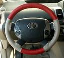 EuroTone Red-Sand on Toyota Wheel