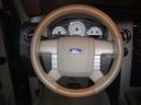 EuroTone Tan-Sand on Ford Wheel