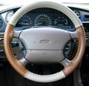 EuroPerf Sand-Tan Perf on Ford Wheel