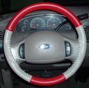 EuroTone Red-Sand on Ford Wheel