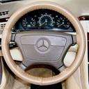 Original Oak on Mercedes Wheel