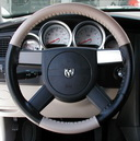 EuroTone Sand-Black on Dodge Wheel