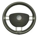 Orininal Charcoal on VW Wheel