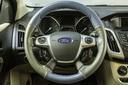EuroPerf Sea Blue-Charcoal Perf on Ford Wheel