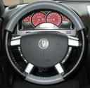 EuroTone Grey-Black on Pontiac Wheel