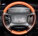 EuroPerf Tan-Brown Perf on Dodge Wheel