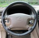 Original Black on Lexus Wheel