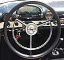 Original Black on Thunderbird Wheel