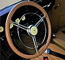 Original Tan on Mercedes Wheel