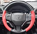 EuroPerf Black-Red Perf on Honda Wheel